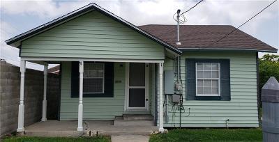 Corpus Christi Single Family Home For Sale: 1320 Buford St