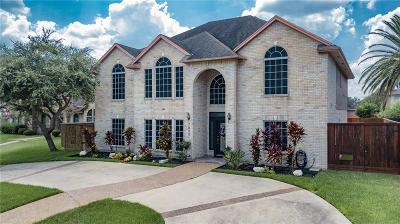 Corpus Christi Single Family Home For Sale: 7025 Chiswick Dr
