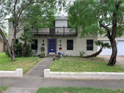 Corpus Christi Single Family Home For Sale: 7137 Pharaoh Dr