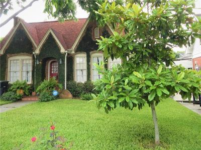 Corpus Christi Single Family Home For Sale: 317 Clifford St