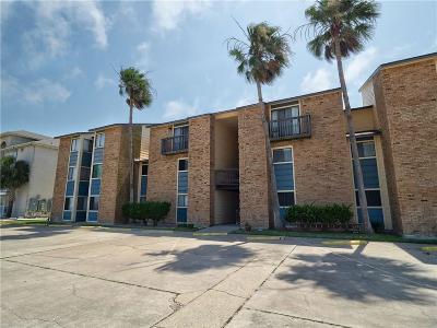 Corpus Christi Condo/Townhouse For Sale: 15425 Fortuna Bay Dr #203