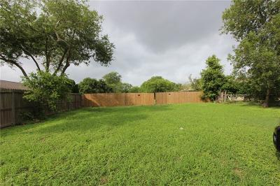 Corpus Christi Residential Lots & Land For Sale: 4909 Williams Dr