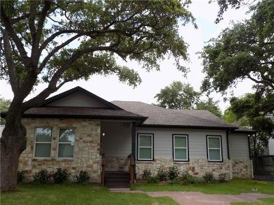 Corpus Christi Single Family Home For Sale: 534 Del Mar Blvd