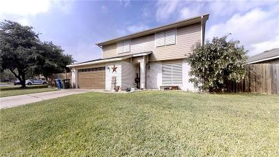 Corpus Christi Single Family Home For Sale: 11314 Woodway Creek Dr