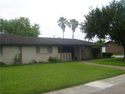 Robstown Single Family Home For Sale: 302 Kissling St