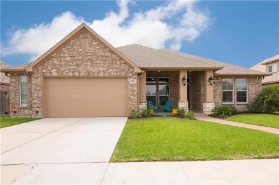 Corpus Christi Single Family Home For Sale: 7910 Prax Morgan Pl