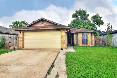 Corpus Christi Single Family Home For Sale: 2842 Alvin Dr