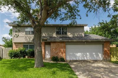 Corpus Christi Single Family Home For Sale: 11326 Beth Creek Circ