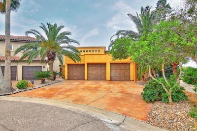 Port Aransas Single Family Home For Sale: 3756 Pelican Point