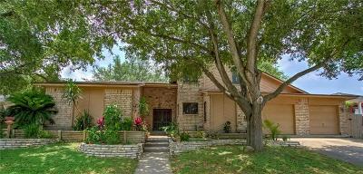 Corpus Christi Single Family Home For Sale: 14765 Prairie Creek Dr
