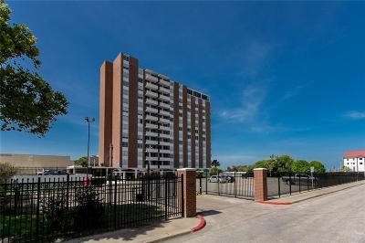 Corpus Christi Condo/Townhouse For Sale: 715 S Upper Broadway St #301