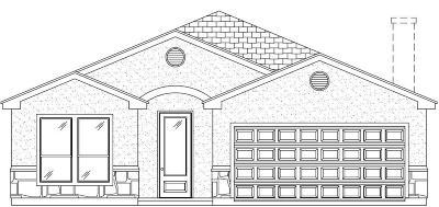 Corpus Christi Single Family Home For Sale: 7613 Diamond Dr