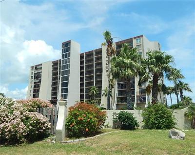 Corpus Christi Condo/Townhouse For Sale: 4242 Gulfbreeze Blvd #901