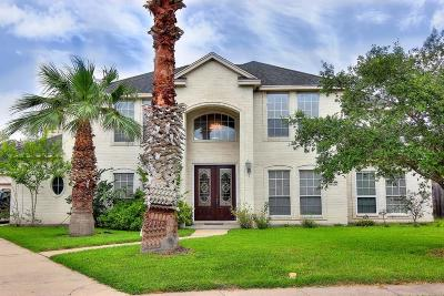 Corpus Christi Single Family Home For Sale: 6126 Sylling Dr