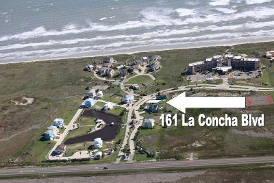 Corpus Christi Residential Lots & Land For Sale: 161 La Concha Blvd