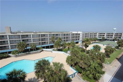 Port Aransas TX Condo/Townhouse For Sale: $190,000