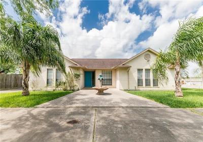 Corpus Christi Single Family Home For Sale: 13109 Shelton Blvd