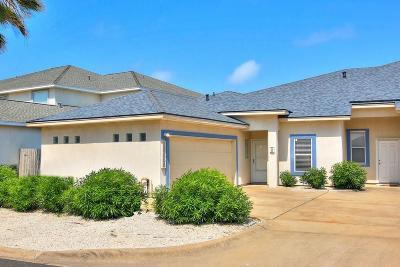 Corpus Christi Condo/Townhouse For Sale: 15309 Bonasse Ct #A