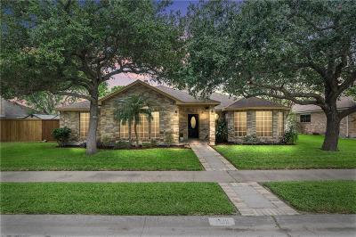 Corpus Christi Single Family Home For Sale: 7501 Thundersee Dr