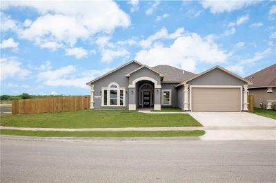 Corpus Christi Single Family Home For Sale: 7429 Brentridge