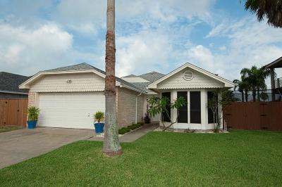Corpus Christi Single Family Home For Sale: 15237 Caravel Dr