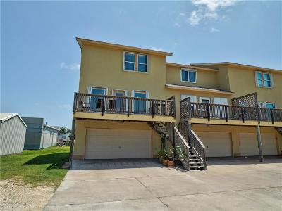 Port Aransas TX Condo/Townhouse For Sale: $299,000