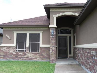 Corpus Christi TX Single Family Home For Sale: $229,900