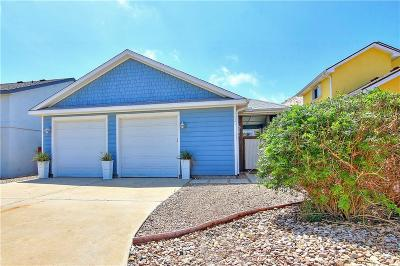 Port Aransas Single Family Home For Sale: 1721 Palisades Dr