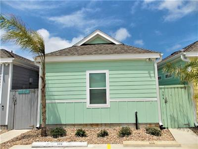 Port Aransas Condo/Townhouse For Sale: 2212 State Highway 361 #306