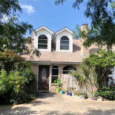 Corpus Christi Single Family Home For Sale: 13845 Mizzen St