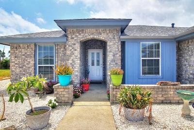 Corpus Christi Single Family Home For Sale: 14306 Scallop St