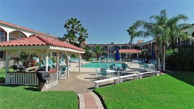Corpus Christi Condo/Townhouse For Sale: 15005 Windward #103