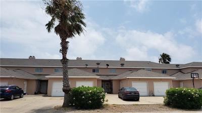 Corpus Christi Condo/Townhouse For Sale: 13901 Mingo Cay Ct #F