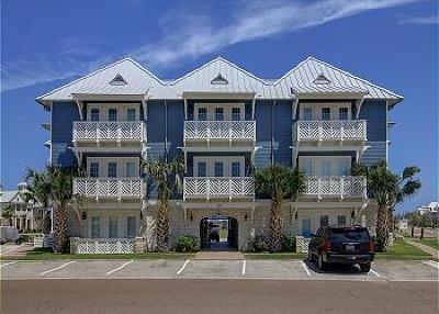 Port Aransas Condo/Townhouse For Sale: 190 Social Circ #10-103