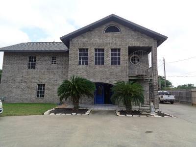 Corpus Christi Single Family Home For Sale: 1121 Graham Road