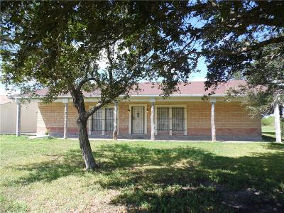 Sinton Single Family Home For Sale: 12806 Co Rd 1394