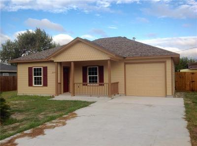 Ingleside Single Family Home For Sale: 2789 El Paso