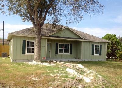 Ingleside Single Family Home For Sale: 2793 El Paso
