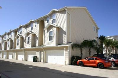 Corpus Christi Condo/Townhouse For Sale: 14202 Encantada Ave #206