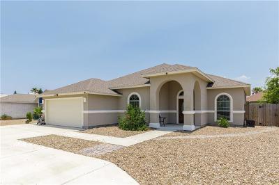 Corpus Christi Single Family Home For Sale: 13945 Windjammer Dr
