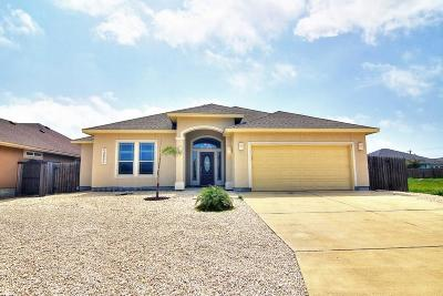 Corpus Christi Single Family Home For Sale: 15954 Cabo Blanco Dr