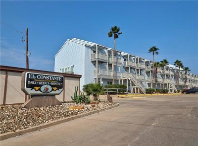 Corpus Christi Condo/Townhouse For Sale: 14802 Windward Dr #211
