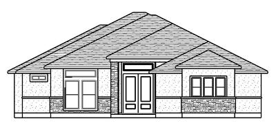 Corpus Christi Single Family Home For Sale: 7917 Iron Man Dr