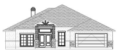 Corpus Christi Single Family Home For Sale: 7906 Iron Man Dr