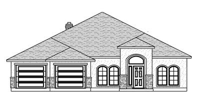 Corpus Christi Single Family Home For Sale: 9514 Royal Oak Dr