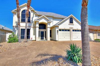 Corpus Christi Single Family Home For Sale: 14926 Tesoro Dr