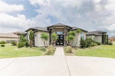 Corpus Christi Single Family Home For Sale: 6226 Jakes Wake