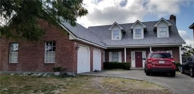 Corpus Christi Single Family Home For Sale: 13742 Hawksnest Bay Dr