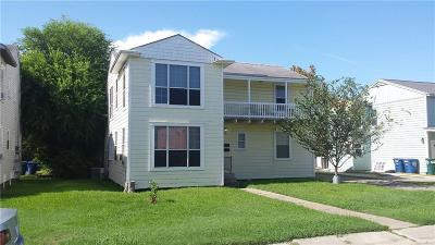 Corpus Christi Multi Family Home For Sale: 822 Indiana Ave