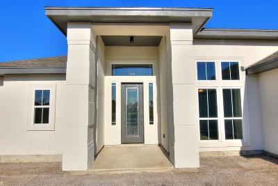 Corpus Christi Single Family Home For Sale: 14154 La Blanquilla Dr